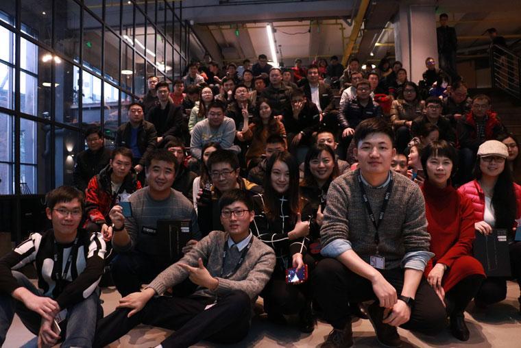 优秀志愿者 六合2015用户交流会北京站:感谢与你相遇!